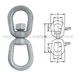G402 Forged Swivel Regular with High Quality pictures & photos