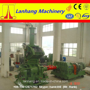 Lh-145y High Mixing Quality Rubber Material Banbury Mixer Intermeshing Rotors pictures & photos