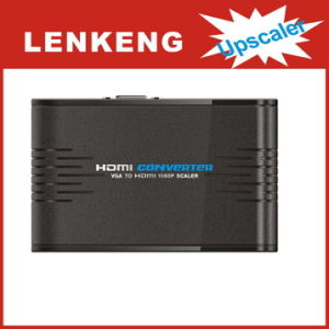 VGA to HDMI Converter With Scaler (LKV352)