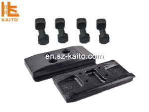 Vogele Super 1800-2 Spare Parts Part Number 2028019 Rubber Pads with Bolts and Nuts pictures & photos