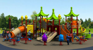 Fable Serie Outdoor Playground Park Amusement Equipment HD15A-031A pictures & photos