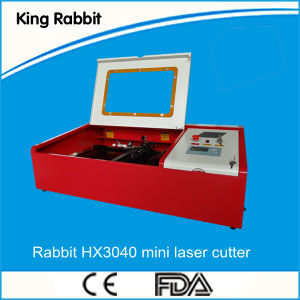 Laser Engraving Machine (Rabbit HX3040) pictures & photos