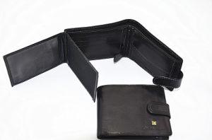 Men′s Genuine Leather Wallet/Purse/Bag (JYW-24050) pictures & photos