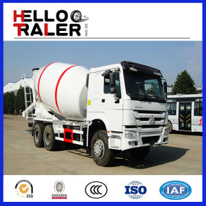 6X4 10m3 Sinotruk HOWO Mixer Concrete Truck pictures & photos