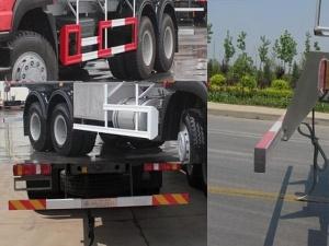 Sinotruk Bulk Cement Powdertank Truck 8X4 pictures & photos