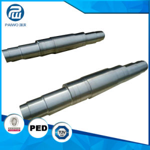 Forged Alloy Steel Shaft 34CrNiMo6 pictures & photos