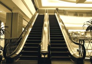 Escalator with 35 Degree 1000/800/600mm Step Width