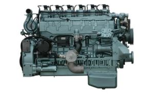 Sinotruck Diesel Engine Wd615 Series for Marine