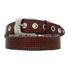 Fashion Studded Men Belts (BSD-11-095)