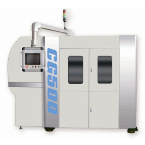 Multi-Wire Cutting Machine for Glass Wafer, Ceramic Wafer, Magnetic Wafer, Gemstone Wafer pictures & photos