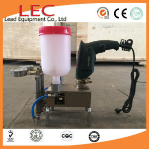 Double Slurry Chemial Material and Cement High Pressure Epoxy Crack Grouting Injection Pump pictures & photos
