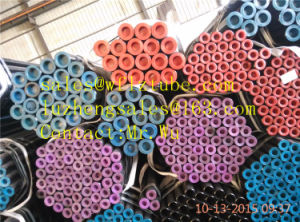 API 5L Steel Tubes, API 5L Steel Pipes Sch40, ASTM A106 Steel Pipes 5.8m pictures & photos