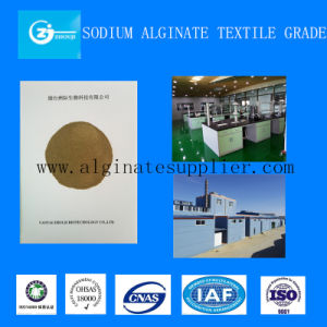 Twenty Year Factory for Textile Grade Sodium Alginate for Printing and Dyeing pictures & photos
