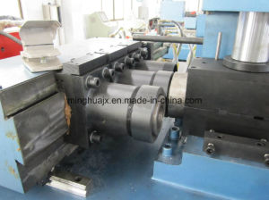 High Quality Pipe Forming Machine Double Head TM80X2h-3s pictures & photos