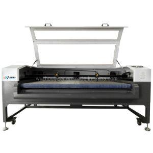 CO2 Auto Feeding Series Laser Machine for Roll Batch Cloth Processing (WZ180100D-AF)
