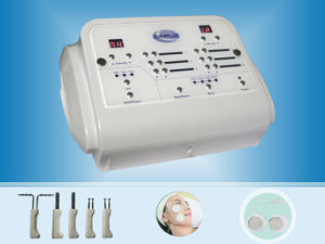 EMS Portable Face Lifting Machine for Sagging Skin Treatment (B-821A) pictures & photos