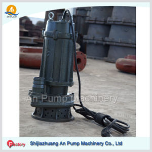 High Efficiency High Temperature Submersible Sewage Pump pictures & photos