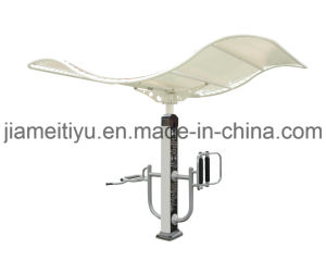 Fashion High Grade Park & Community Outdoor Fitness Equipment Back Massager pictures & photos