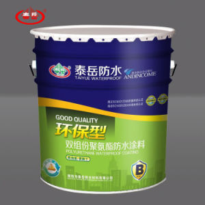 One-Component Polyurethane Waterproof Coating pictures & photos
