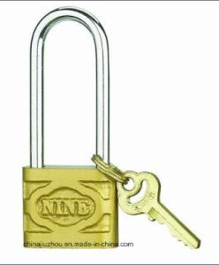 30mm Imitate Brass Cast Iron Padlock (BF2204-B) pictures & photos