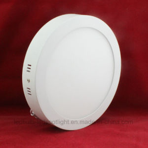 6W 12W 18W Surface Fixed LED Panel Downlight (2835SMD) pictures & photos