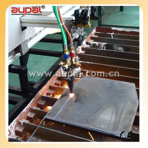Portable Metal Sheet Cutting Machine (AUPAL-1500; AUPAL-2000)