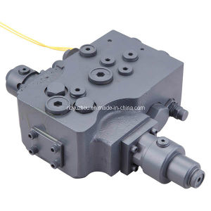 Mobile Crane Steering Cushion Valve (Hc-80) , Slewing Cushion Valve pictures & photos