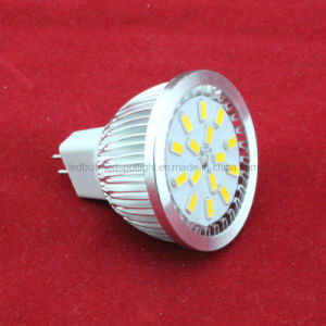 15SMD 5630 6W LED Spotlight MR16 pictures & photos