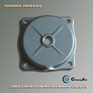 Aluminum Permanent Mold Castings End Cap for Home Use Oxygen Concentrator pictures & photos