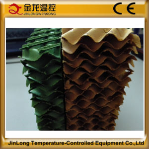 Jinlong Evaporative Cooling Pad Price/Hot Air Cooling Water Curtain pictures & photos