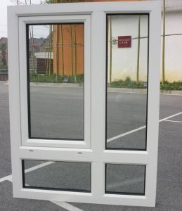 Thermal Break Aluminum Casement Window in &out Swing Window Manufacturer