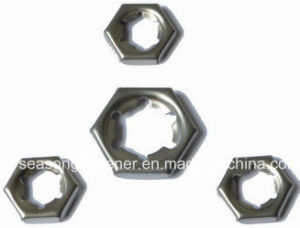 Stainless Steel Self Locking Nut / PAL Nut (DIN7967) pictures & photos