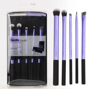 5 PCS Makeup Brush Set Travel Kit Makeup Brushes