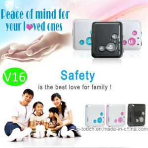2g GSM Personal Mini GPS Tracker Pendant Kit (V16) pictures & photos