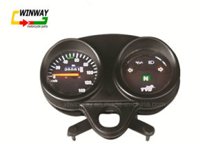 Motorcycle Black Speedometer, Motor Instrument pictures & photos