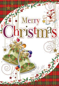 New Desing Christmas Greeting Cards (CB20-007)