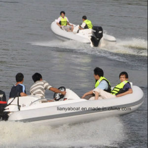 Liya 7men China Rib Boat Rigid Inflatable Boat for Sale pictures & photos