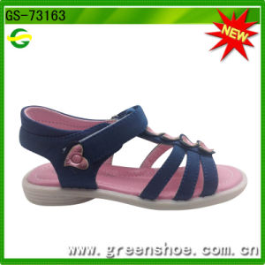 New Arrival Kids Girls Sandals pictures & photos