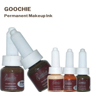 Goochdie Organic Cdredam Eyedbrow Tatsoo Pigdment Machine Set pictures & photos