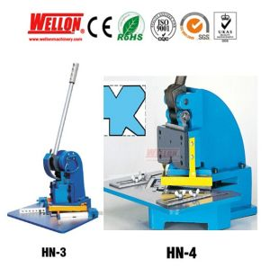 Corner Notcher (Hand Corner Notcher Machine HN-3 HN-4) pictures & photos