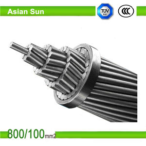 AAC Aluminum Conductor/AAAC/ ACSR Overhead Cable/All Aluminum Cable pictures & photos