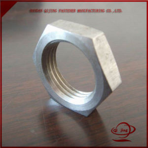 Stainless Steel Hex Thin Nut pictures & photos