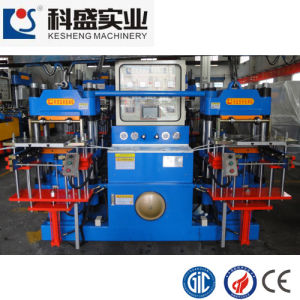 Full Automatic, Fast Speed, Multi-Layer Open Mould Style Hydraulic Molding Machine. pictures & photos