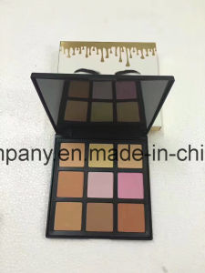 Kylie 9 Color New Good Quality Long-Lasting Eyeshadow Palette pictures & photos