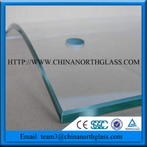 3mm-19mm Flat/Bent, Toughened Glass, Tempered Glass pictures & photos
