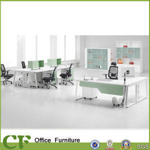 Modern Office Executive White Desk Furniture pictures & photos