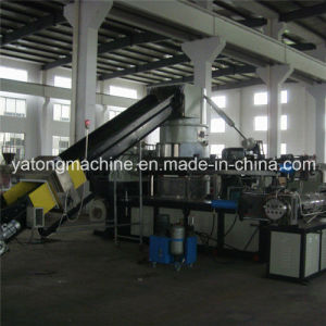 SJ140/130 Film Plastic Granulating Line pictures & photos