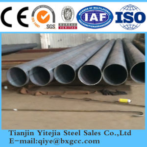 St37 Seamless Steel Pipe Factory pictures & photos