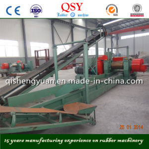 Rubber Crusher Machine for Rubber Powder Process Line pictures & photos