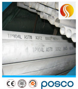 904L ASTM A312 Stainless Steel Pipe pictures & photos